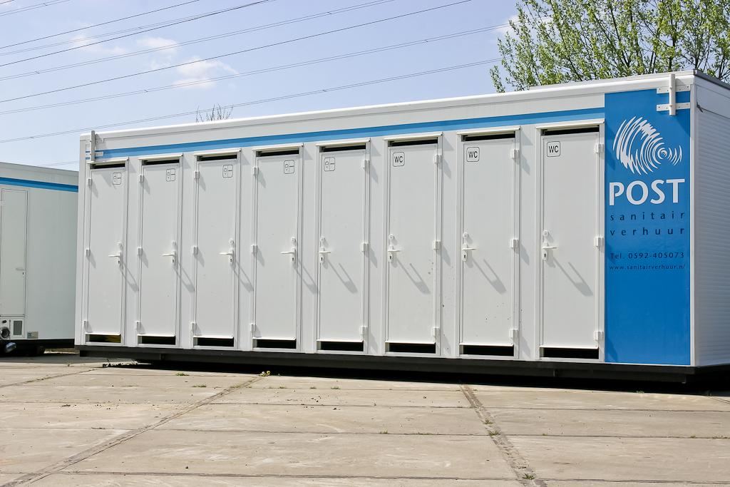 Type 1a – 16 toiletten